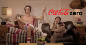 Coke Zero: Frankencouch