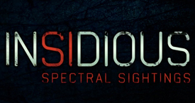 Insidious: Spectral Sightings